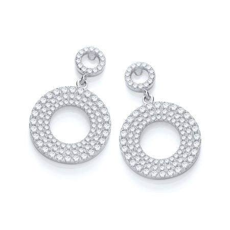 J-JAZ Elise Drop Earrings