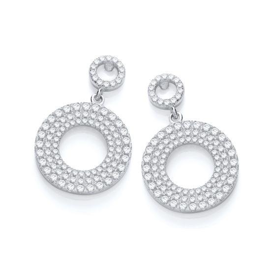 J-JAZ Elise Drop Earrings